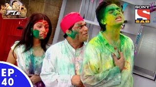 Imam Chowki is sprinkling with the festivity of Holi. On this auspi...