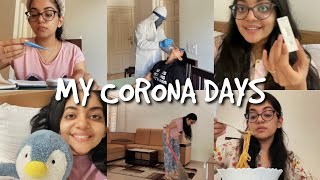 My Corona Days | From Positive to Negative | VLOG | Ahaana Krishna