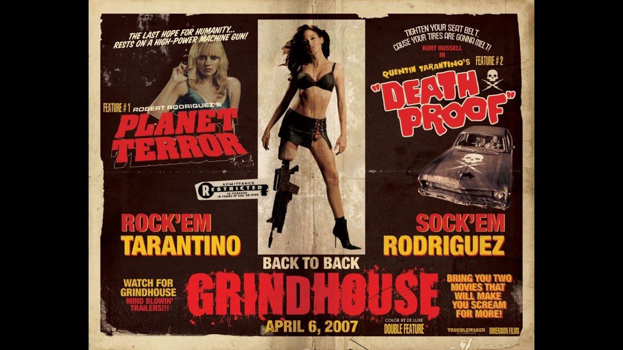 Grindhouse Interviews - Quentin Tarantino Robert Rodriguez Kurt Russell,  Eli Roth and Rose McGowan - YouTube