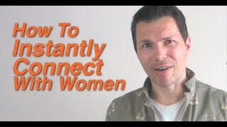 How to connect with women fast - 3 strategies for approaching girls that stop you getting rejected!