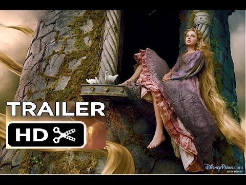 Disney's Tangled Rapunzel Trailer  (2018) [HD] thumbnail