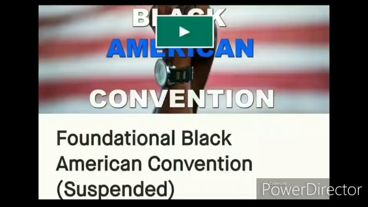 Tariq FBA convention kickstarter gets suspended