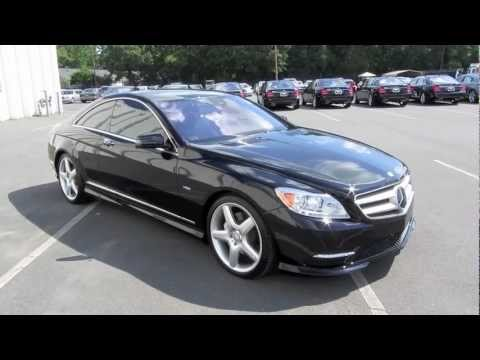2011 Mercedes-Benz CL550 4Matic Start Up, Exhaust, and In Depth Tour