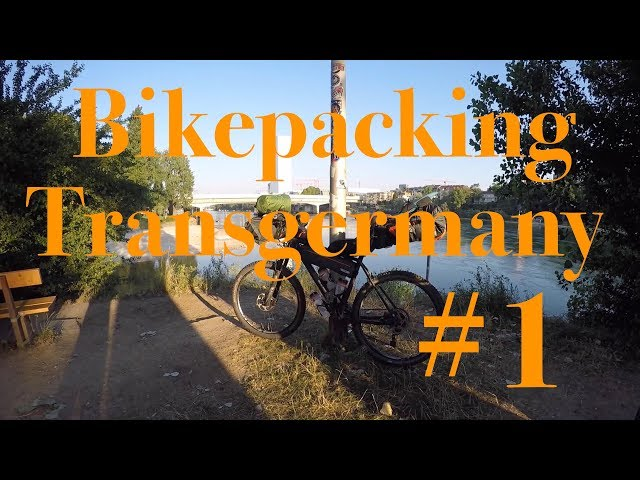 Bikepacking Transgermany #1