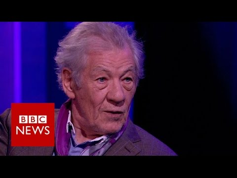 Harry Potter: Sir Ian McKellen reveals why he turned down Dumbledore role  BBC