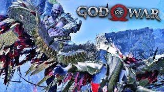 GOD OF WAR - A RAINHA DAS VALQUIRIAS ULTRA MEGA HARD