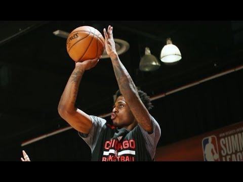 Full Highlights: Chicago Bulls vs Washington Wizards, MGM Resorts NBA Summer League   July 11