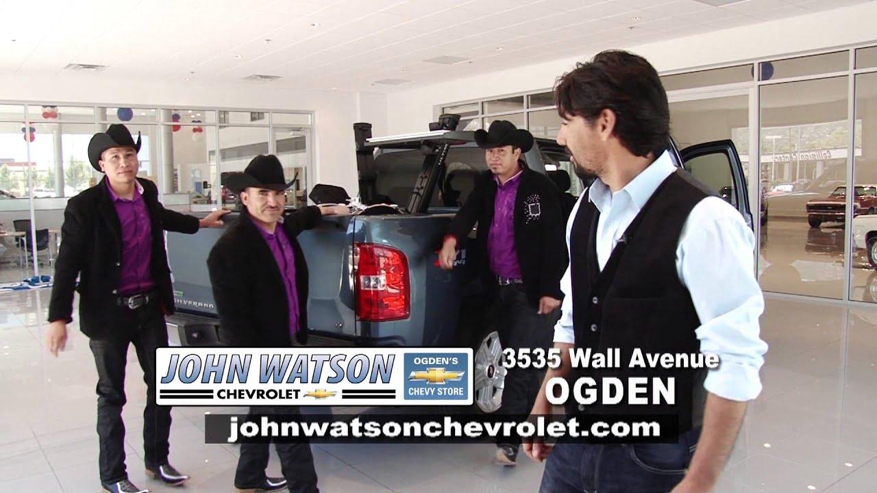 JOHN WATSON CHEVROLET OGDEN GRUPO K-PRICHO - YouTube