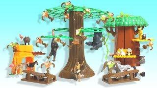 【Pavilion】Monkey flip game