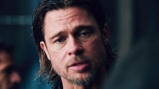 World War Z Trailer #2 2013 Official Brad Pitt Movie [HD]