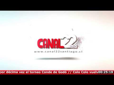 Generico Canal 22 Santiago de Chile (2017)