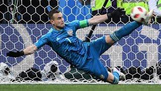 Чемпионат мира по футболу 2018 1 8 финала Россия Испания