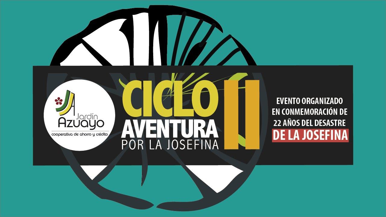 Cicloaventura por la josefina ii youtube for Jardin azuayo