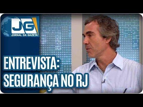 Maria Lydia entrevista Bruno Paes Manso, do Núcleo Estudos da Violência/USP, sobre a segurança no RJ