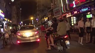 DẠO ĐÊM Ở PHỐ ĐÈN ĐỎ SÀI GÒN - Travel Saigon Night