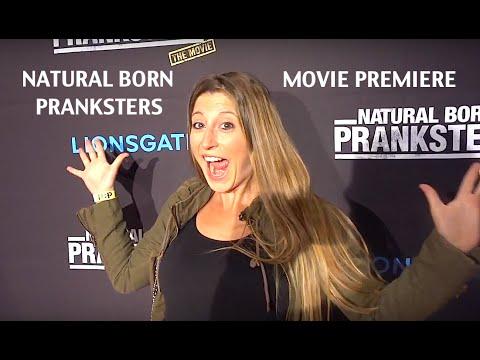 NATURAL BORN PRANKSTERS MOVIE PREMIERE