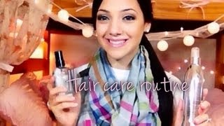 Gabi's Haircare Routine