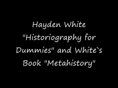 James L. Richard II - Podcast - Hayden White