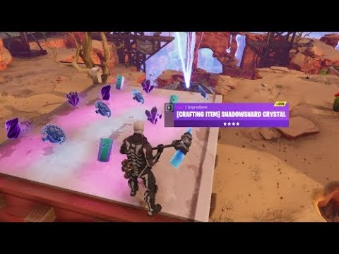 AMAZING BLIND TRADING FOR BEST MATERIALS IN FORTNITE SAVE THE WORLD PVE