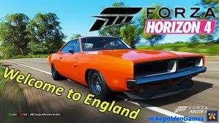 Welcome To England | Forza Horizon 4