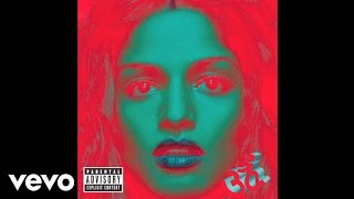 M.I.A. - atention (Audio)