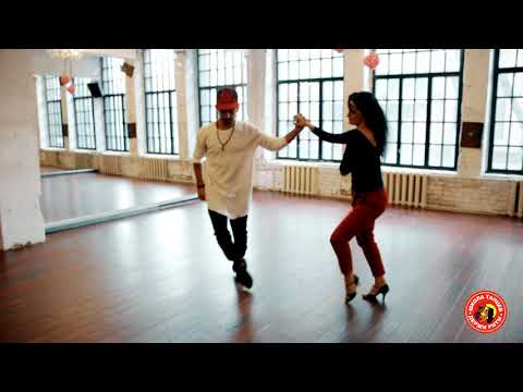 BACHATA (БАЧАТА) - Ismael & Natalya, под музыку ча-ча-ча)