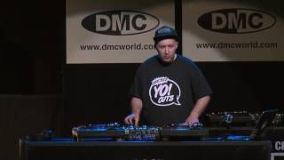 Ritchie Ruftone (UK) - DMC World DJ Championships 2016