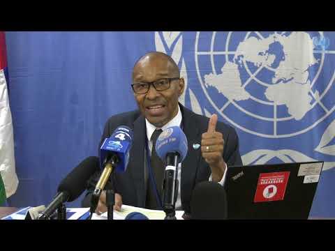 Conférence de presse : Le mandat des Droits de l'Homme de la MINUSCA
