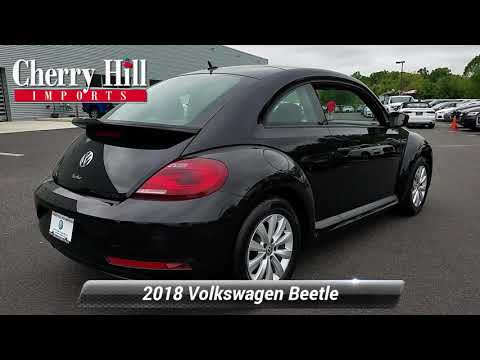 Used 2018 Volkswagen Beetle S, Cherry Hill, NJ LV7591