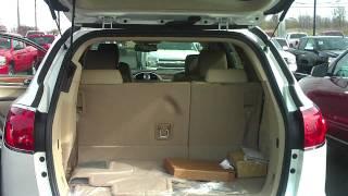 2011 Buick Enclave sales pitch