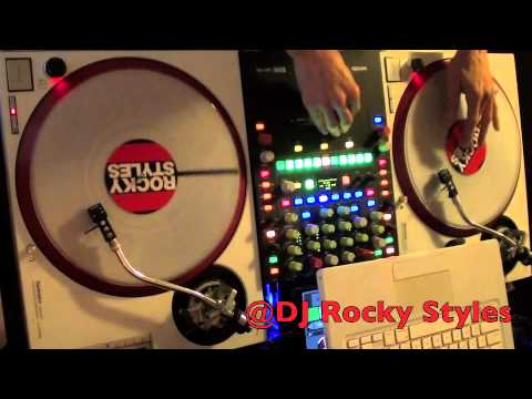 Your Favorite Wu-Tang Clan Mix Pt. 1 - DJ Rocky Styles - Baltimore - Maryland - 2015