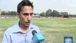 260511 PKG Pakistan Afghanistan Cricket Match At Islamabad