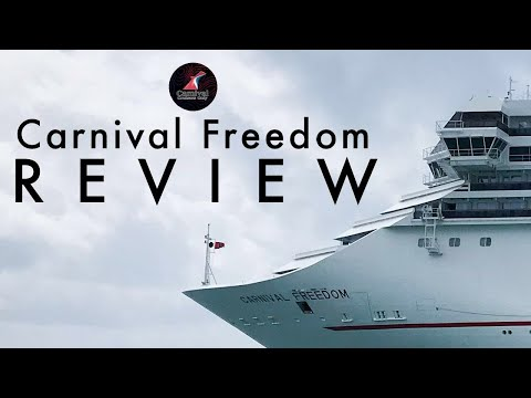 Carnival Freedom Overview & Review