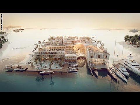 دبي تبني مدينة البندقية الإيطالية على أراضيها  - نشر قبل 2 ساعة