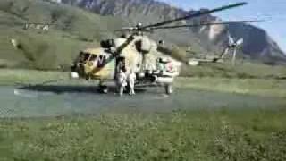 в.ч.2094 Вертолётная площадка на Таргиме