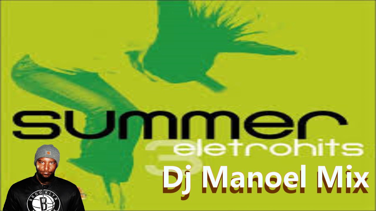 o cd summer eletrohits 3