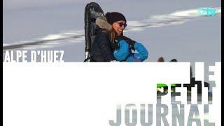 Le Petit Journal du 20 Décembre 2017 // LUGE REALITE VIRTUELLE