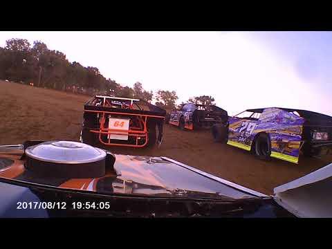 8 12 17 Heat Race #21B Spoon River Speedway