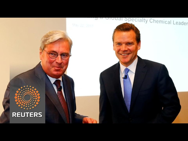 Huntsman and Clariant seal $14 bln merger