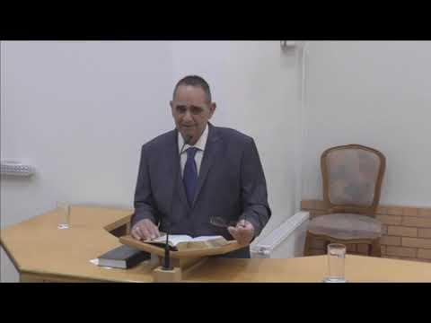 Κήρυγμα Ευαγγελίου - Κορινθίους Α 15:01-04 & Θεσσαλονικεις Β 03:01-05