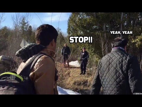 Trudeau's Lack Of Action Is Empowering Illegal Border Crossings