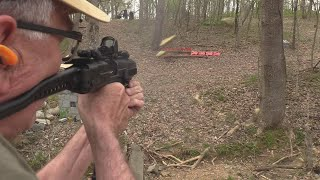 Full Auto Glock 17 Small Game Hunt