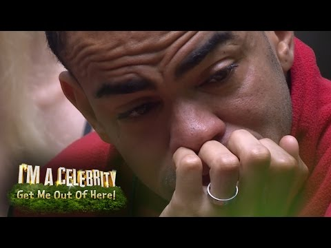 Kieron Breaks Down And Threatens To Leave The Camp | I'm A Celebrity... Get Me Out Of Here!