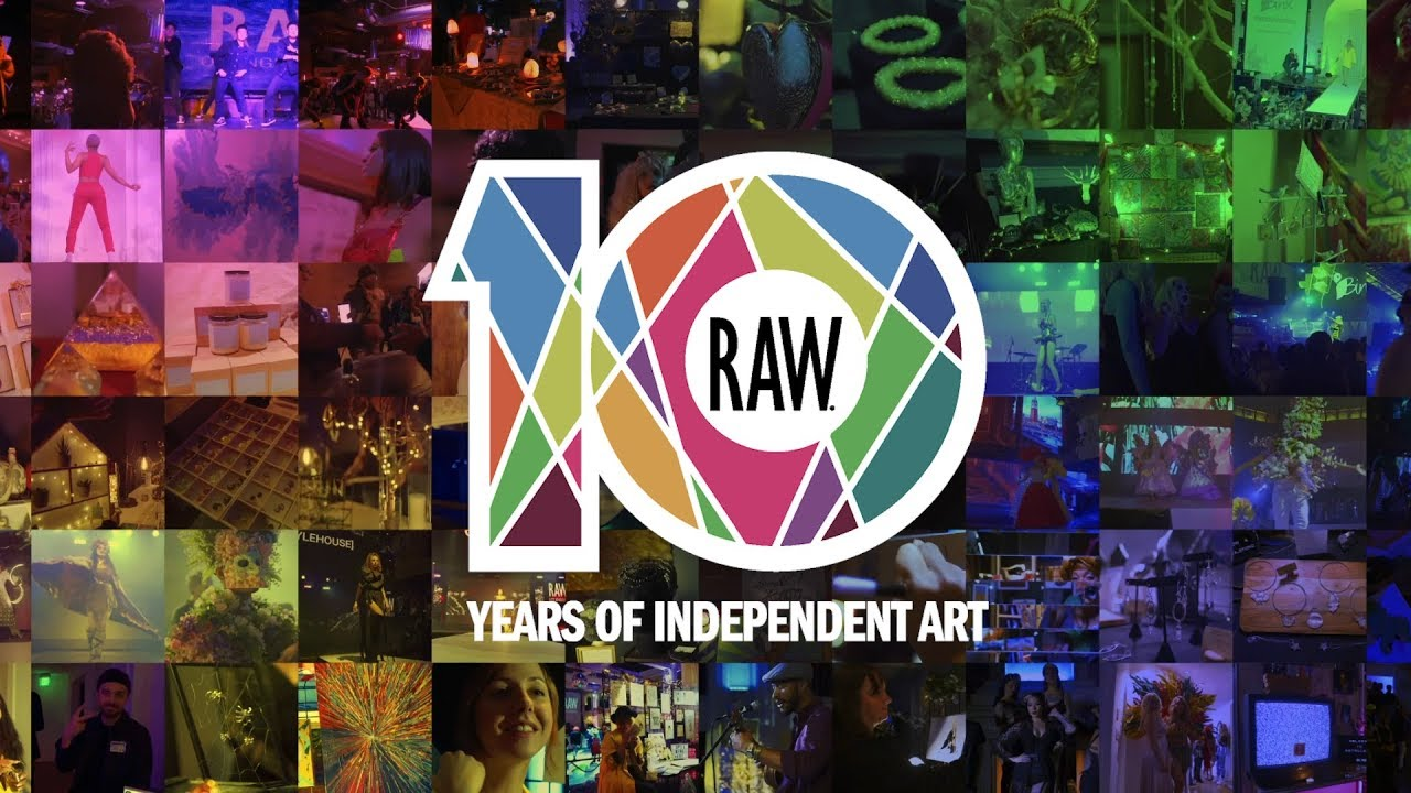 10 Years Of Raw Artists