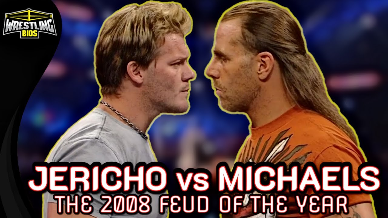 Chris Jericho vs Shawn Michaels: The 2008 Feud of The Year