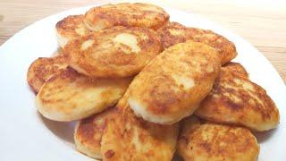 Картофельные котлеты Вкусно просто и быстро Что приготовить из картошки Рецепты из картофеля