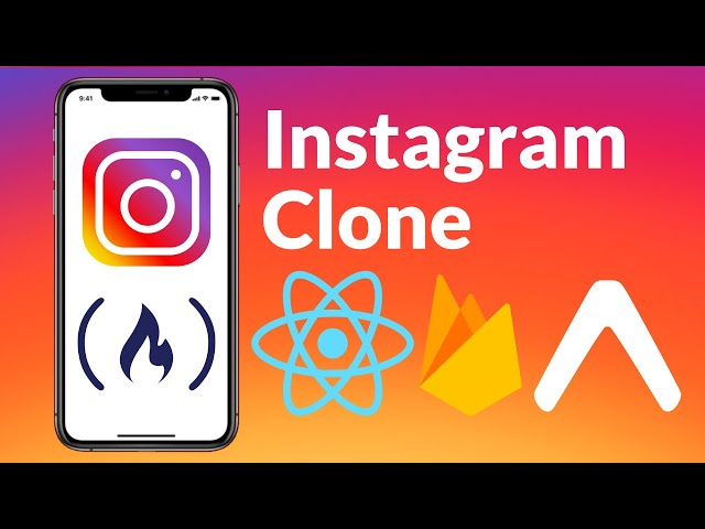 Build an Instagram Clone with React Native, Firebase Firestore, Redux, Expo - Full Course