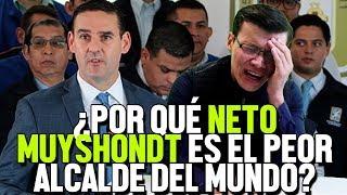 ¿Por qué Neto Muyshondt es el peor alcalde del mundo? - SOY JOSE YOUTUBER