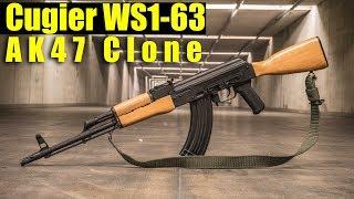 🔫 Cugir WS1 63 - AK47 Clone 7,62x39 Repetierer