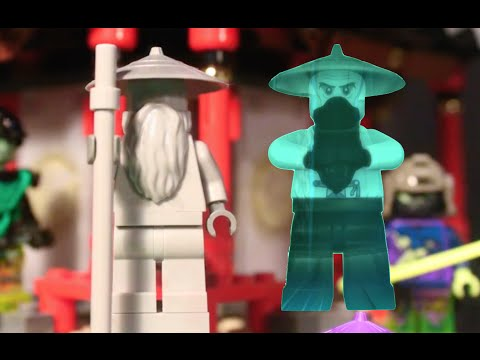 LEGO NINJAGO Realm Wars! Episode 2 - Sensei Yang